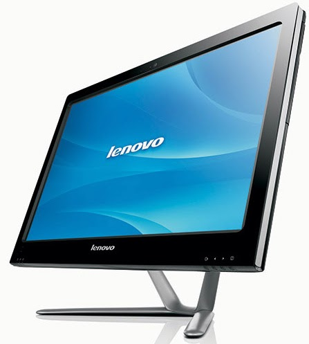 моноблок Lenovo IdeaCentre C540 Touch ножка