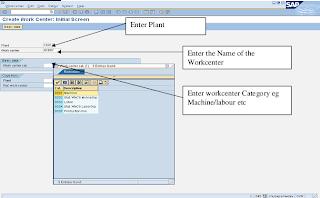 sap pp user manual creation of work center cr01 erp documents rh erp docs com sap pp module user manual sap pp user guide pdf