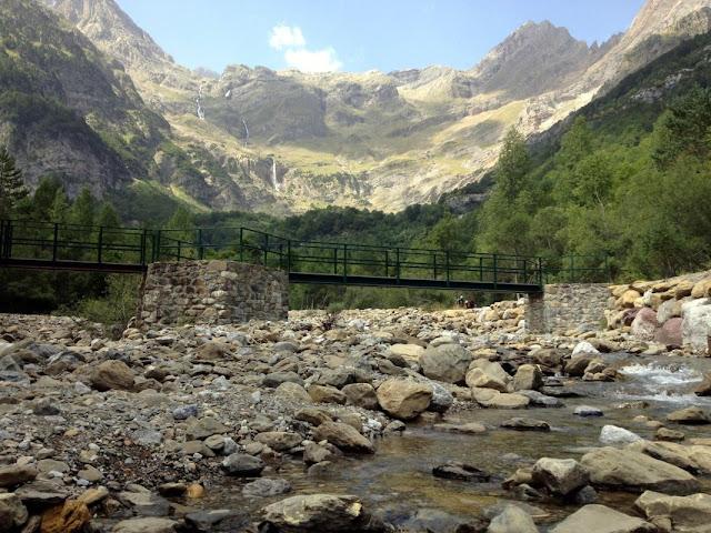 Pont del Cinca i circ de Pineta