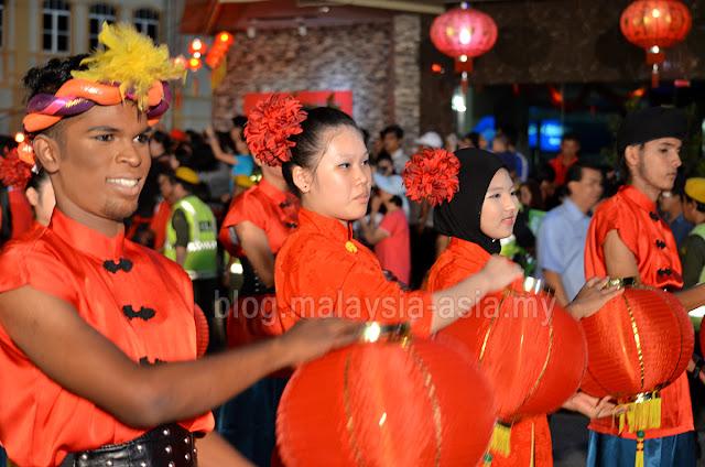 Multi-ethnic culture