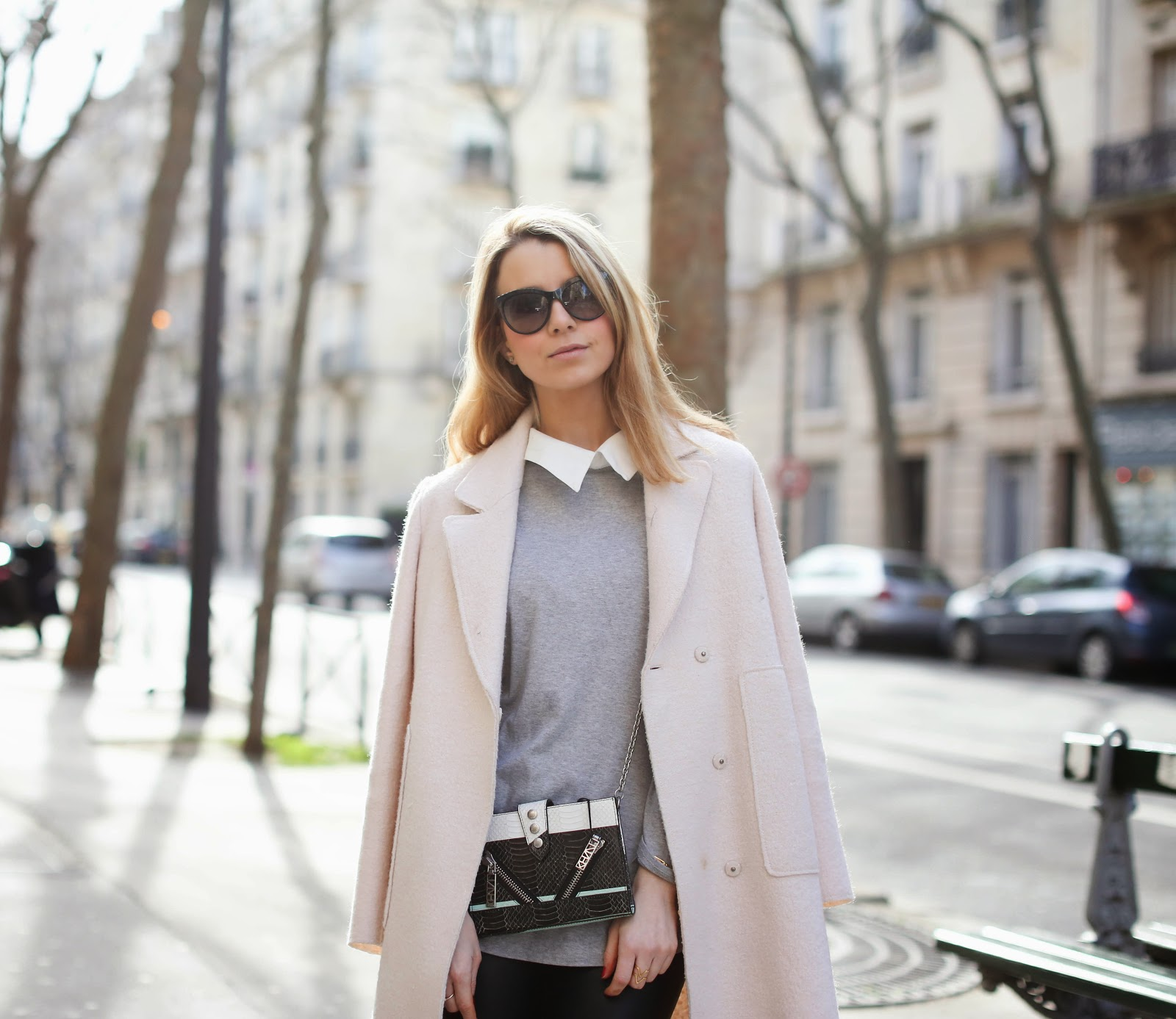xkenzo, zara, givenchy, streetstyle, fashion blogger, paris fashion week