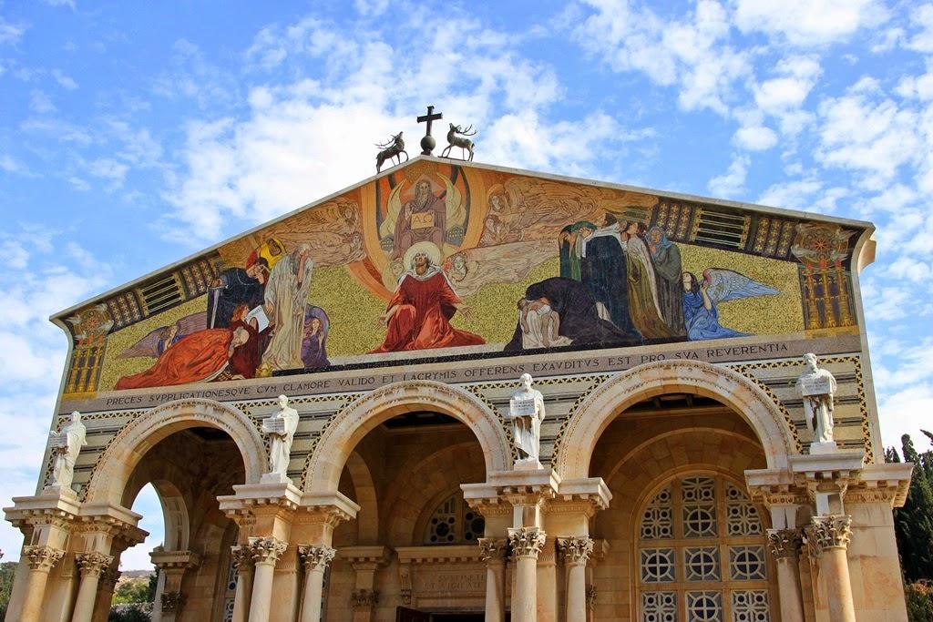 església de les Nacions a Jerusalem