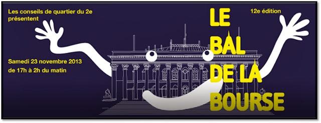 12ème bal de la bourse Paris palais Brogniart electroswing