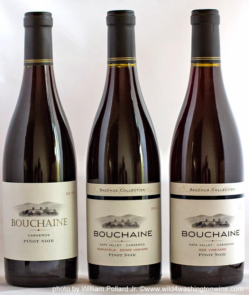 & New World Pinot Noir Featuring Bouchaine Vineyards @BouchaineWines