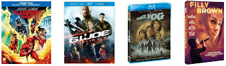 Movie DVD Releases this week: Justice League, GI Joe, The Fog