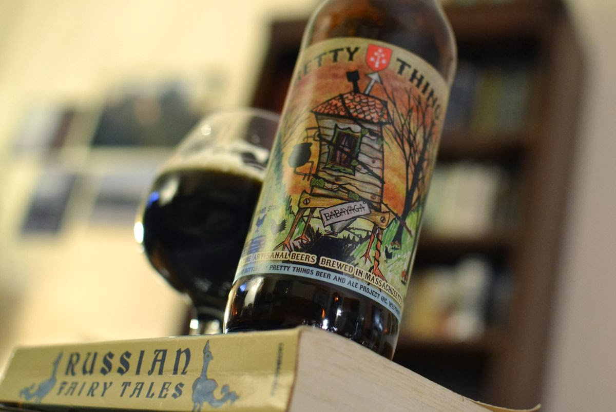 Pretty Things Babayaga Stout