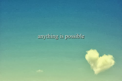 anything possible