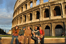 Colosseum with my family :)