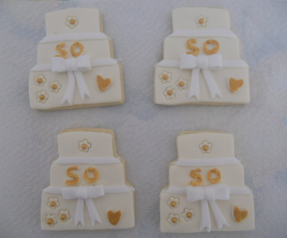 spesso Profumo di zucchero - Sweets by Sonia: Torta anniversario - 50  VT75