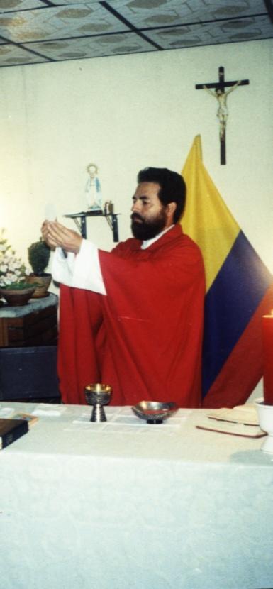 Leonardo in 1988