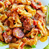 How To Make Spicy Sausage Pasta