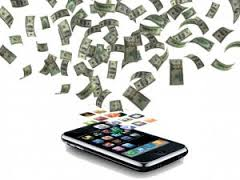 Top 5 Smartphone  Apps to Make Money  in 2013