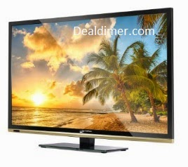 Micromax 81cm (32 inches) HD Ready LED TV 32B200HDi