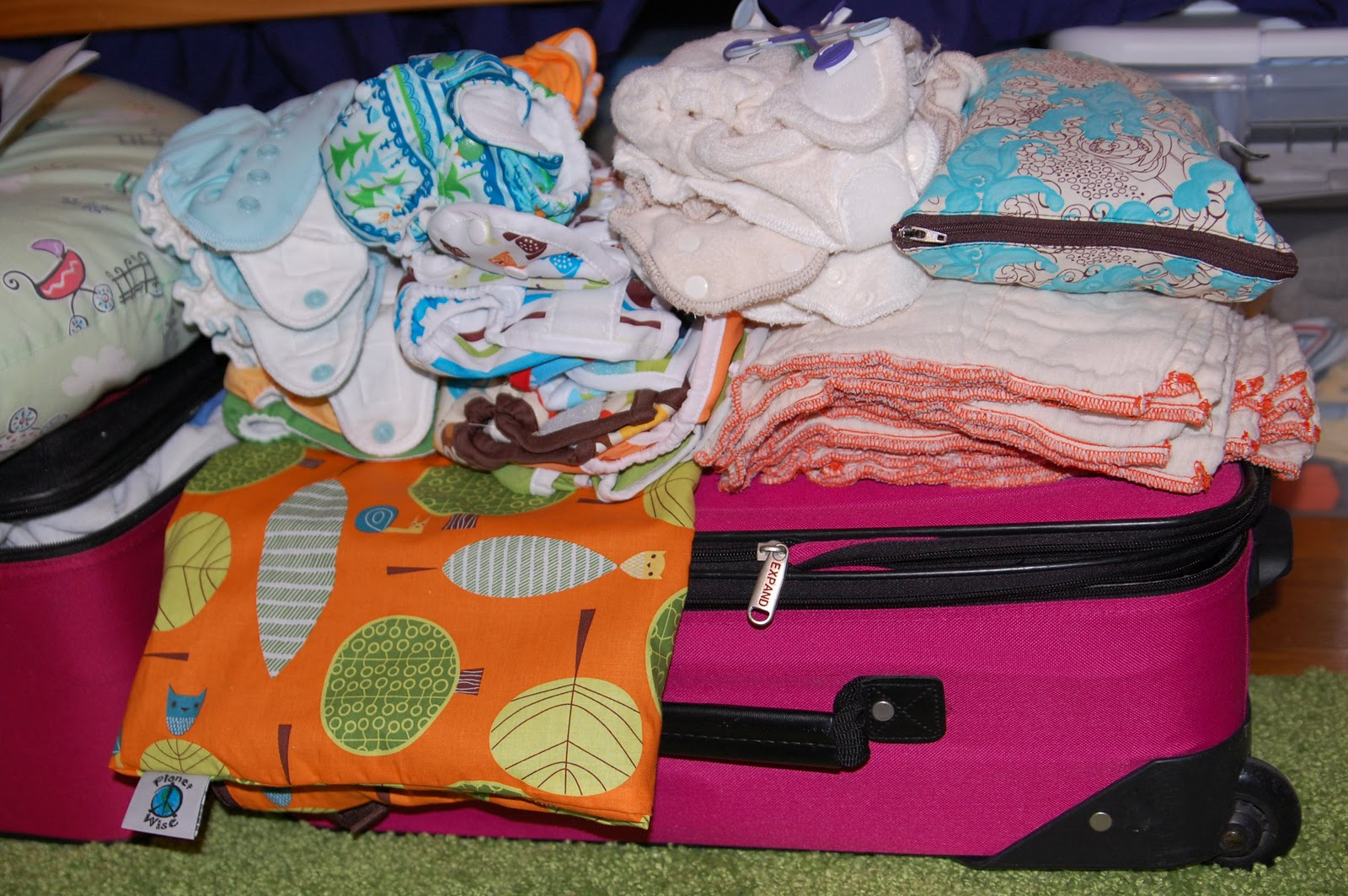So This Weekend I Finally Finished Ng My Hospital Bag And Baby S D Actually Had The Majority Of Things Ready For A While
