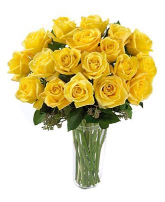 Significado das rosas amarela Uol