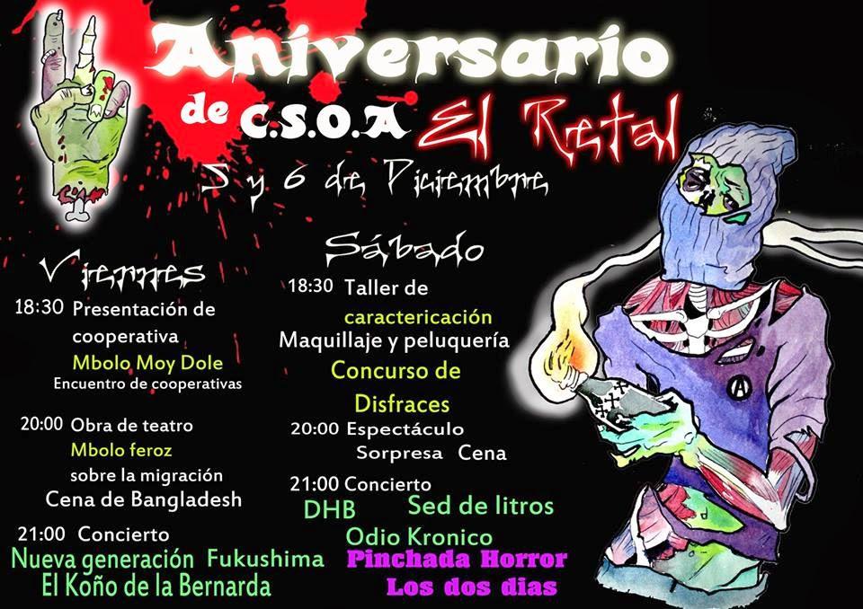 C.S.O.A. El Retal - Murcia