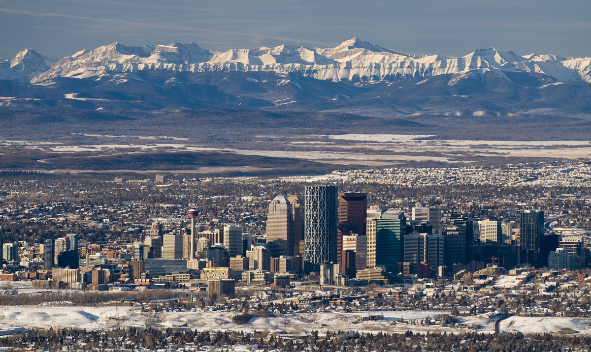 guide about calgary condos for rent downtown
