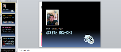 DOWNLOAD SISTEM EKONOMI FILE PPT