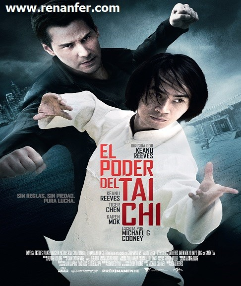 El Maestro del Tai Chi 2013 [BRRip][700MB][Latino][AVI][MEGA]