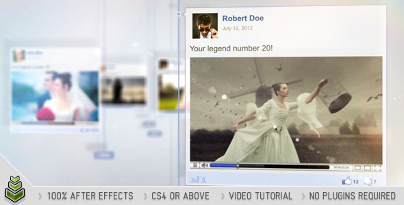 VideoHive Timeline Story