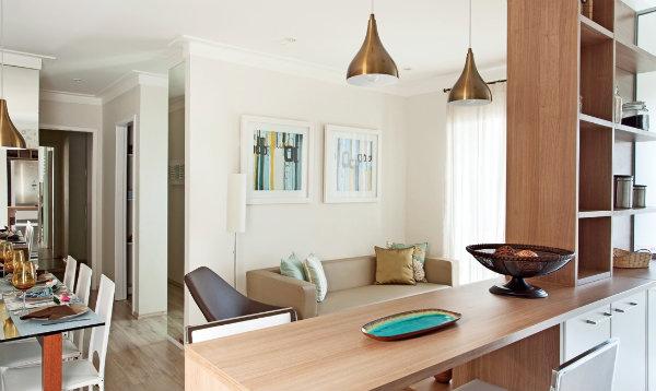 Grupo mult corretora 22 dicas eficientes para ampliar for Pisos para apartamentos pequenos