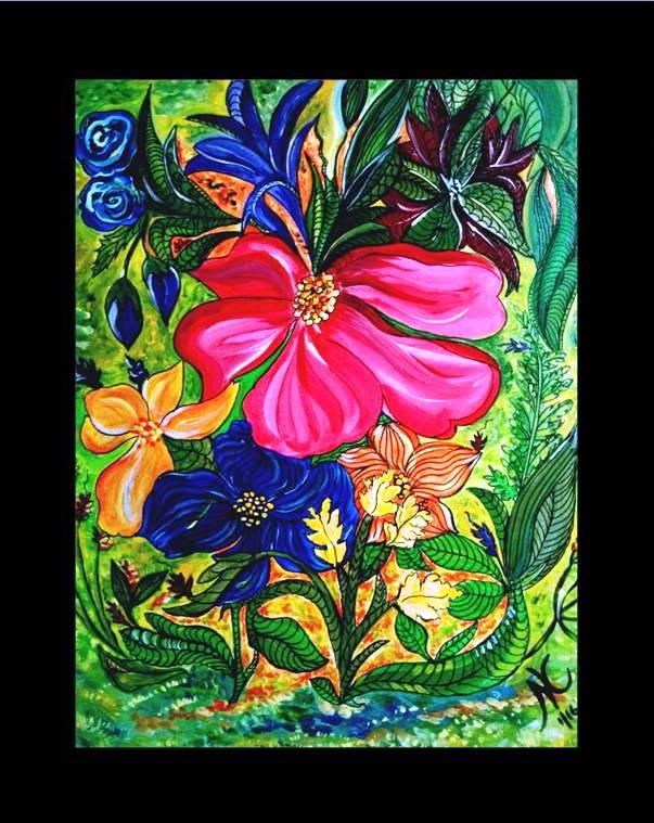 Flores del Bosque ®