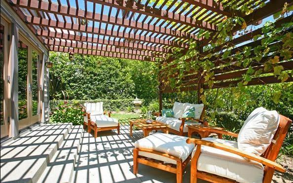Fotos de terrazas terrazas y jardines terrazas de casa for Terrazas de madera para casas