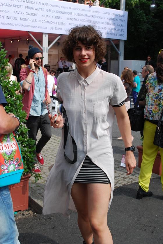 Streetstyle Berlin Fashion Week
