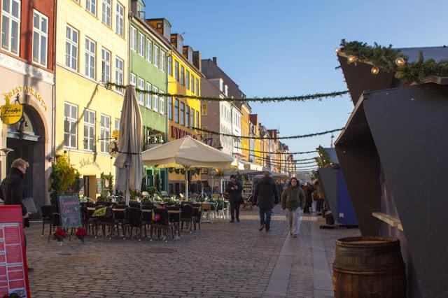 Amalie loves Denmark Weihnachtsbuden in Nyhavn