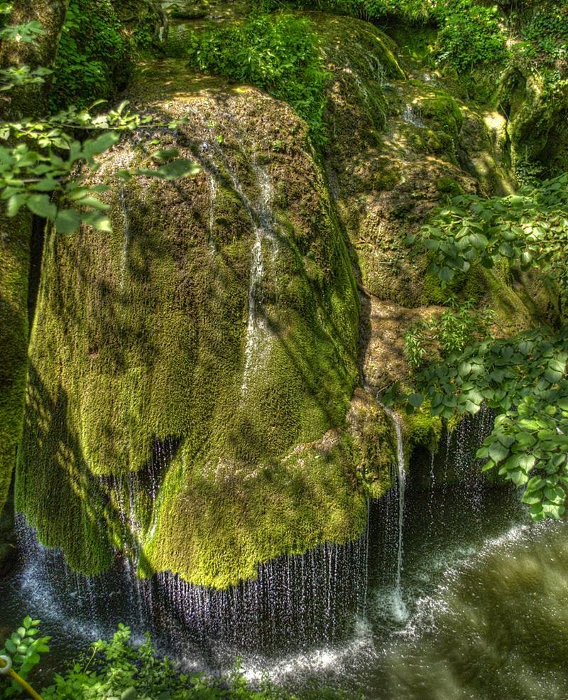 """The Bigar Waterfall is also called """"the miracle from the Minis Canyon"""" by the locals."""