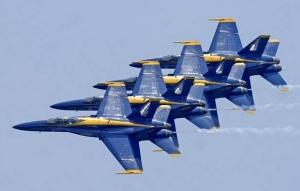 Pensacola Beach Florida Air-Show