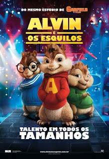 Alvin e os Esquilos 1 Dublado