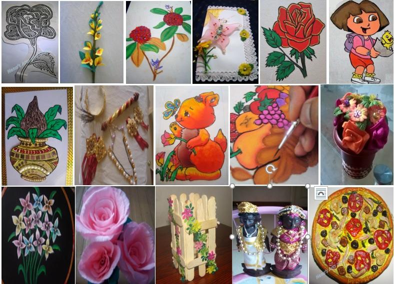 Nena's Arts and Crafts