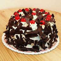 Resep kue black forest lezat