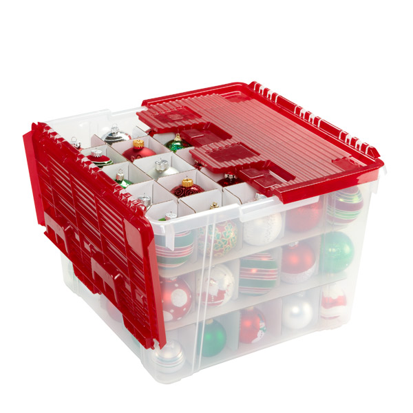 rantin ravin - Plastic Christmas Tree Storage Box