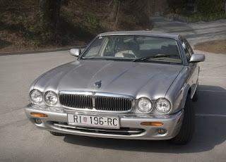 jaguar xj xj8 4 0 automatik