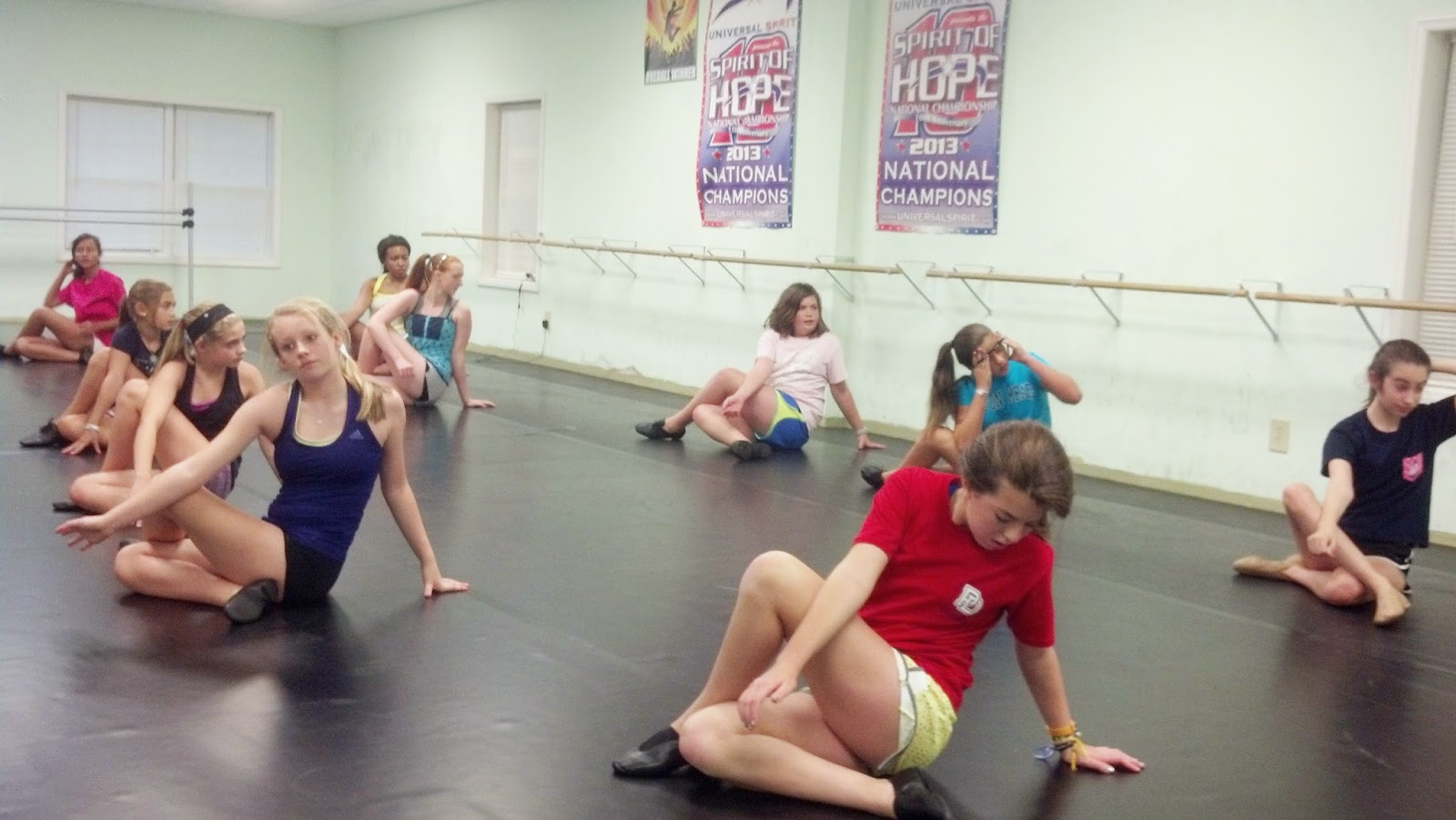 summer dance intensive charlotte nc