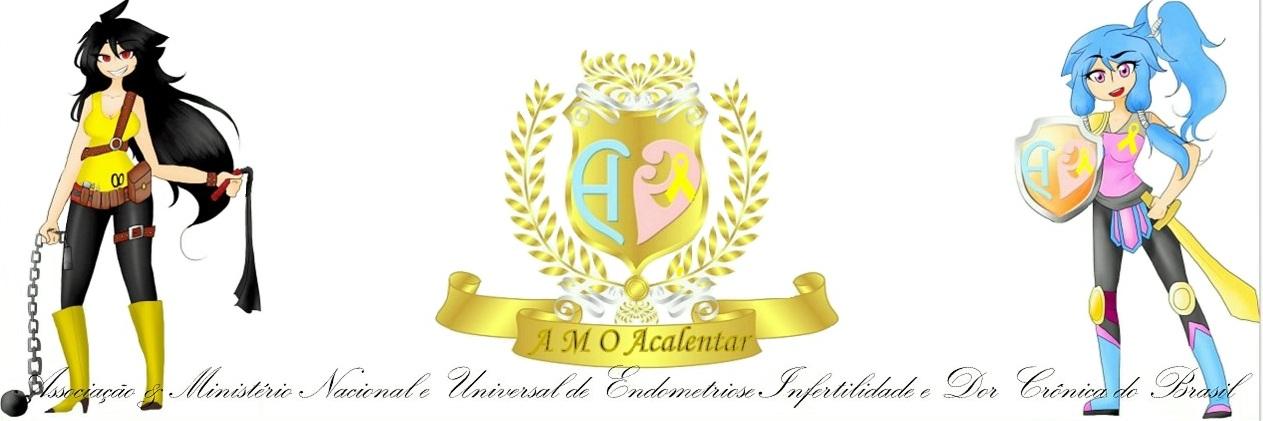 Associação Min. Nacional Endometriose Infertilidade Dor
