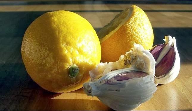 الثوم والليمون للكناري