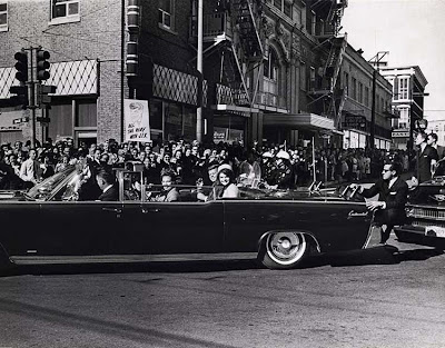39 Rarely Seen Kennedy Assassination Photos That Capture ...
