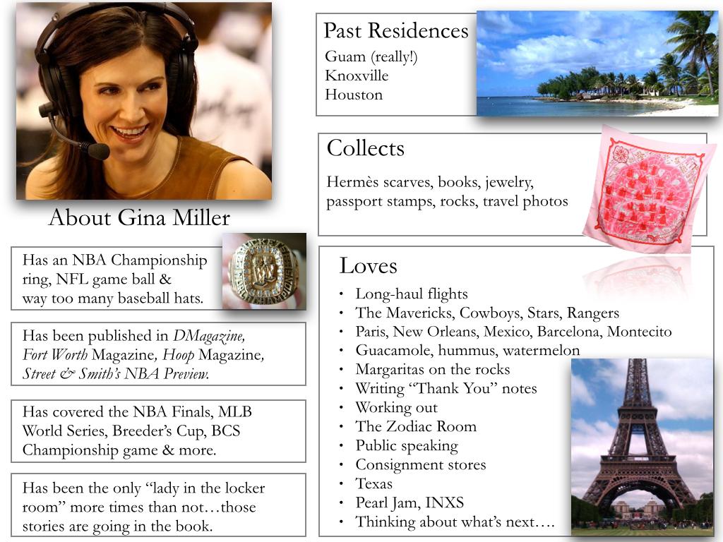 Gina Miller, Gina Miller Dallas Media, Gina Miller Sportscaster, Gina Miller Dallas, That Sports Girl blog