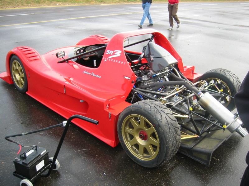 Radical Race Car Experience