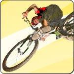 เกมส์ จักรยานวิบาก Leap on Rock Game