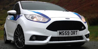 M-Sport Edition Fiesta ST Serve Flavored WRC