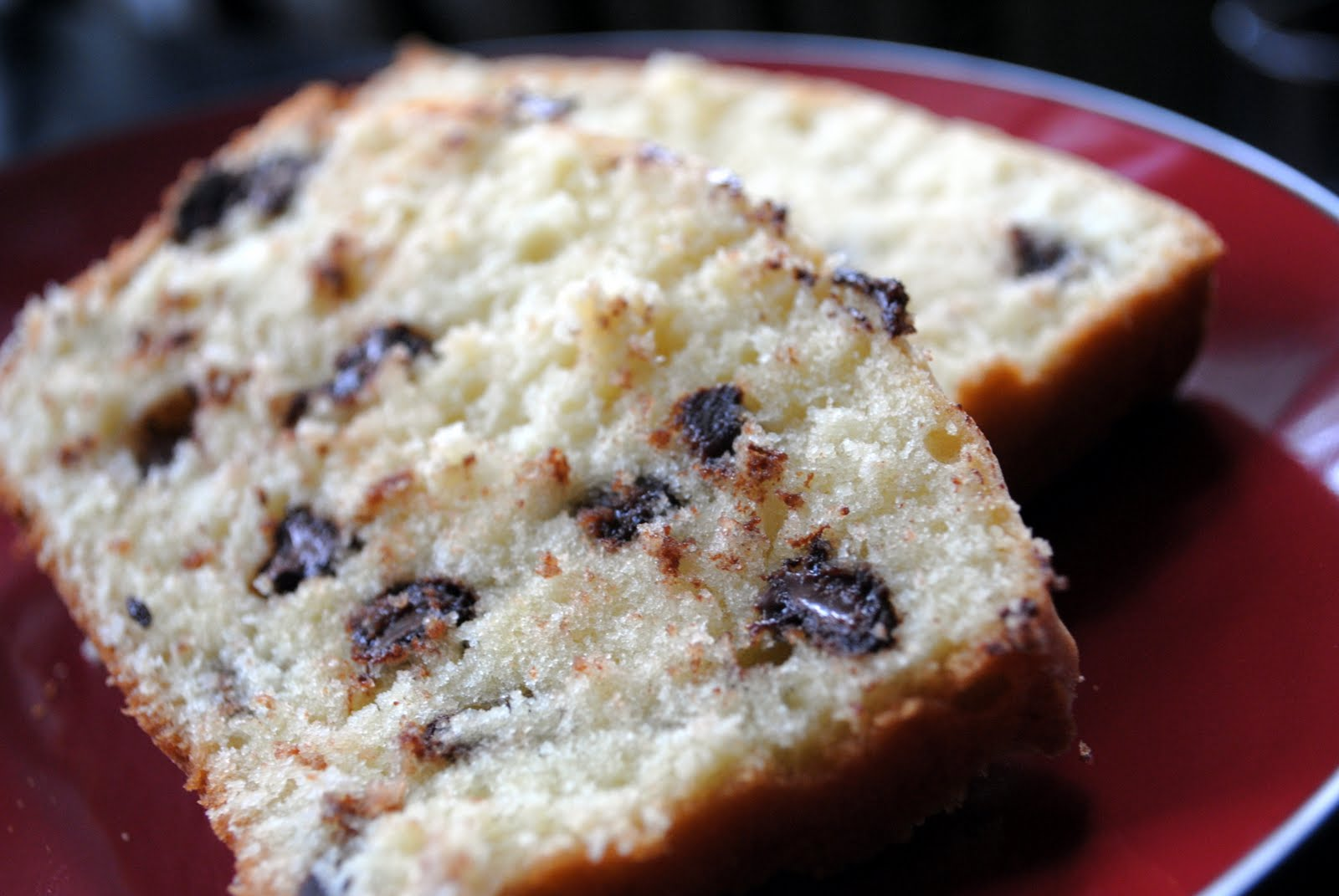 Chocolate Chip Pound Cake Recipe Easy Dessert Recipes