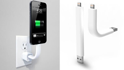 Trunk iPhone Charging Cable