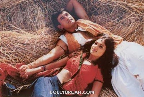 Bollywood village babe with Amir khan - (6) - Village Girls of bollywood