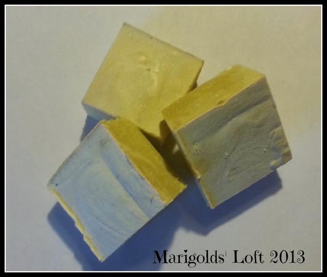 very vanilla handmade soap