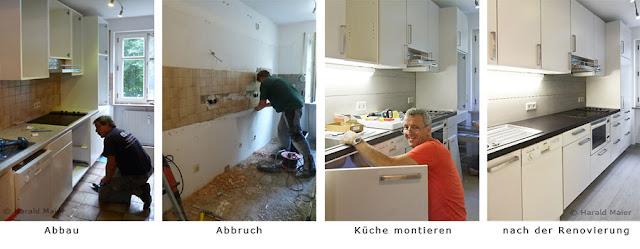 Wir modernisieren Ihre Küche zusammen mit erprobten Handwerkern aus dem Bereich München