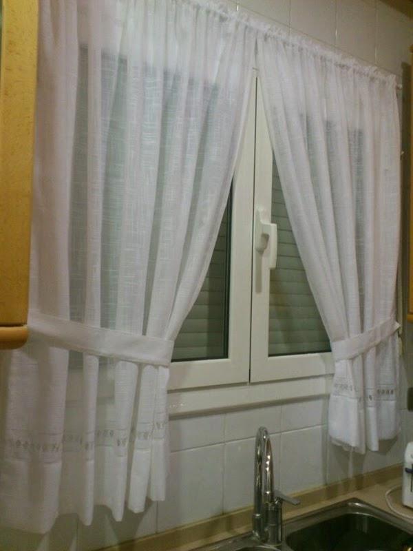 Pruebas susana tutorial como hacer unas abrazaderas de tela - Como hacer unas cortinas para el salon ...